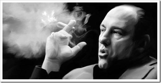 James Gandolfini... RIP, T.